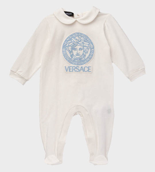 Baby Medusa Babysuit Blue