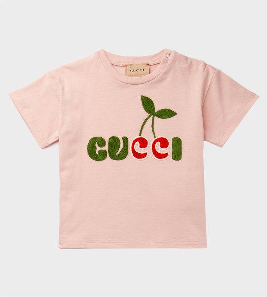 Baby GG Cherry T-Shirt