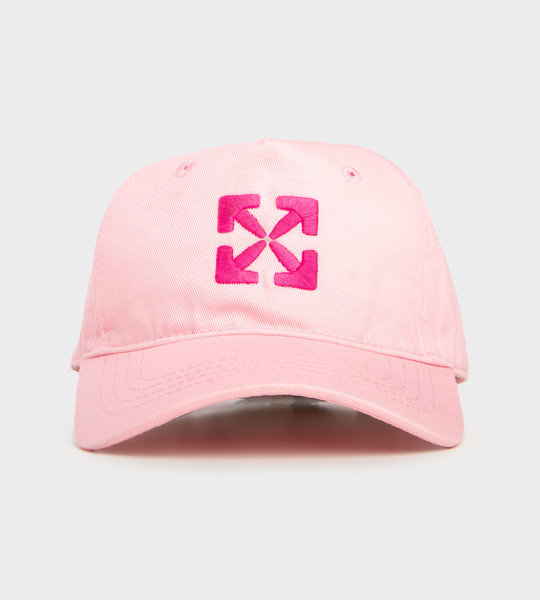 Arrow Baseball Cap Pink