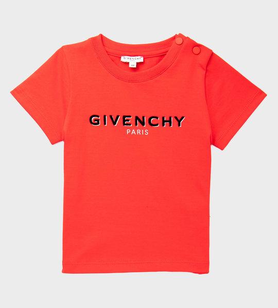 Baby Logo T-Shirt Red