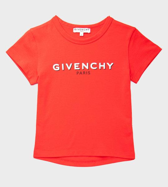 Logo T-Shirt Red