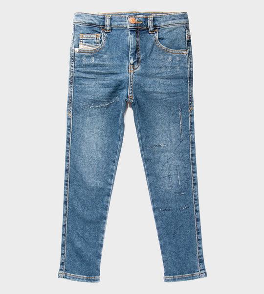 D-Strukt Jeans Blue