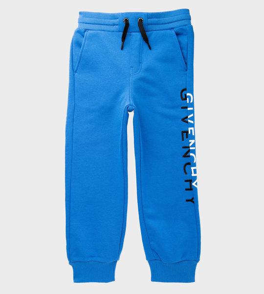 Logo Sweatpants Blue