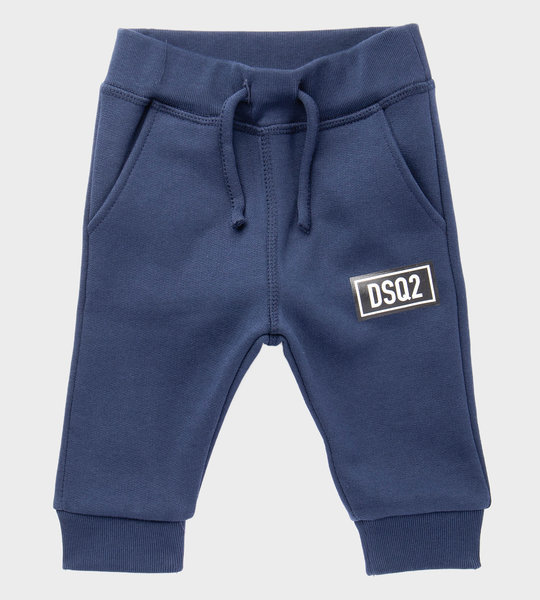 Baby Logo Sweatpants Blue