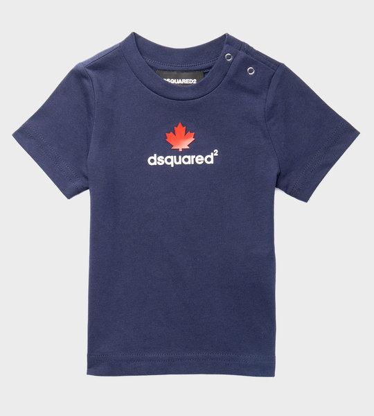Baby Logo T-shirt Blue