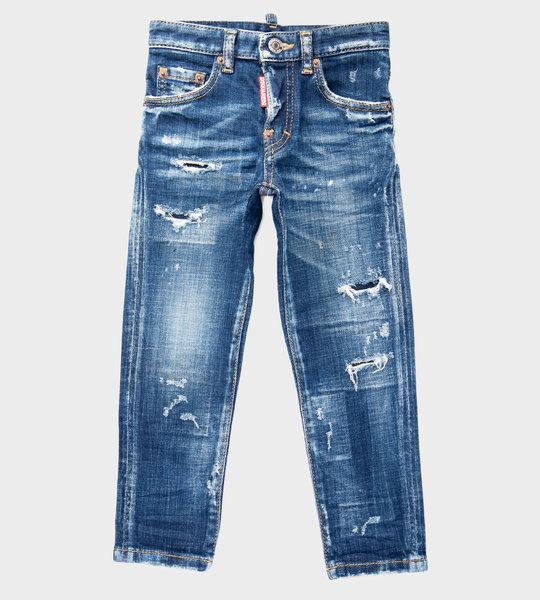 Denim Jeans Run Dan Blue