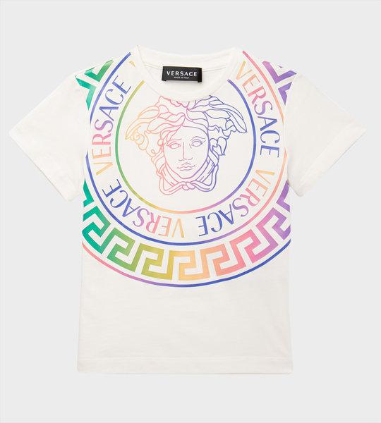 Medusa Logo T-Shirt White