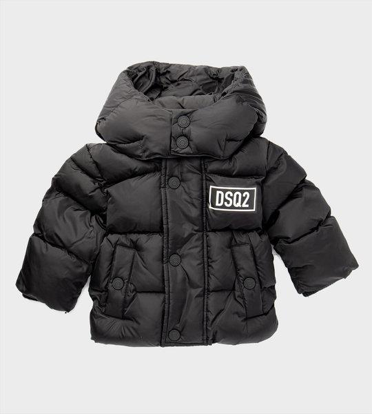 Baby Logo Jacket Black
