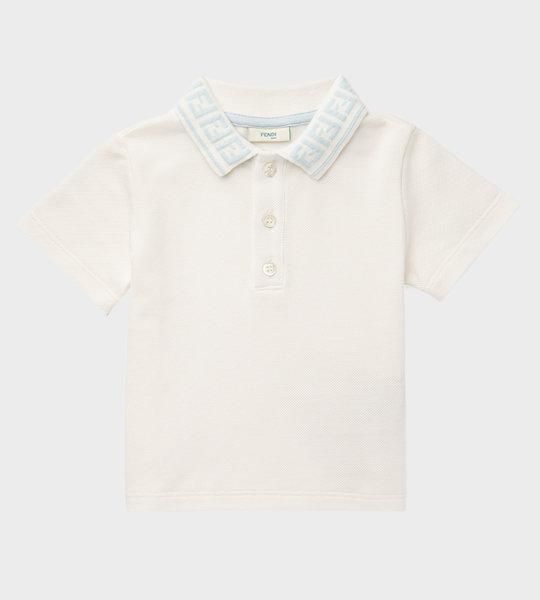 Baby Polo White