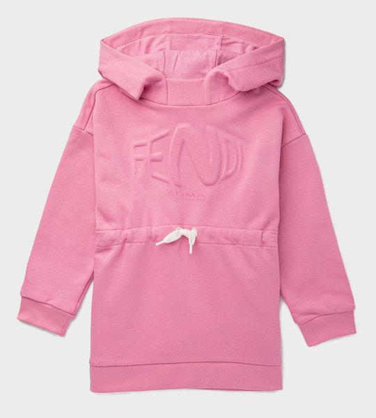 Logo Dress Pink