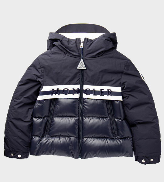 ''Hanim ''Jacket Blue