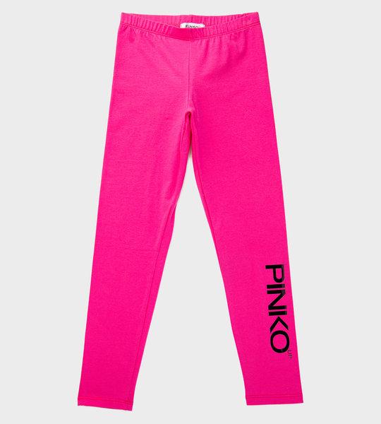 Logo Legging Pink