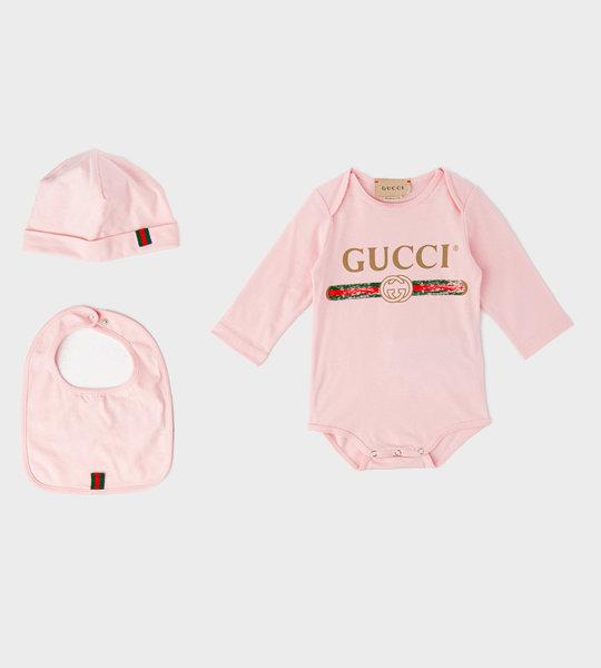 Baby GG Giftset Pink