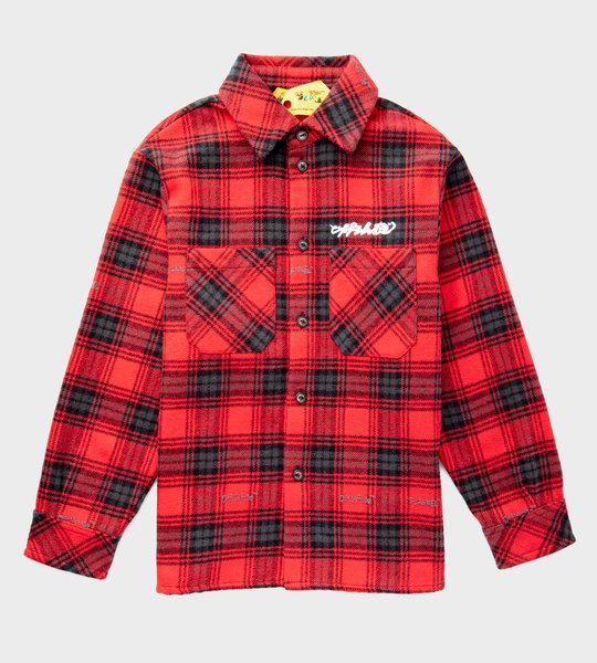 Logo Shirt Red