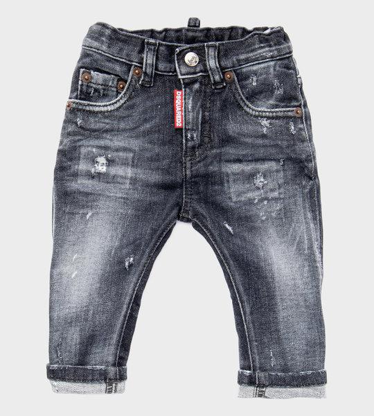 Baby Denim Jeans Black
