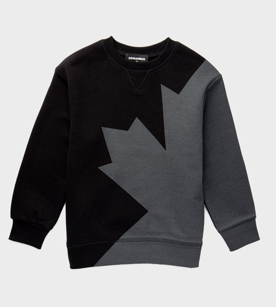 Logo Sweater Black