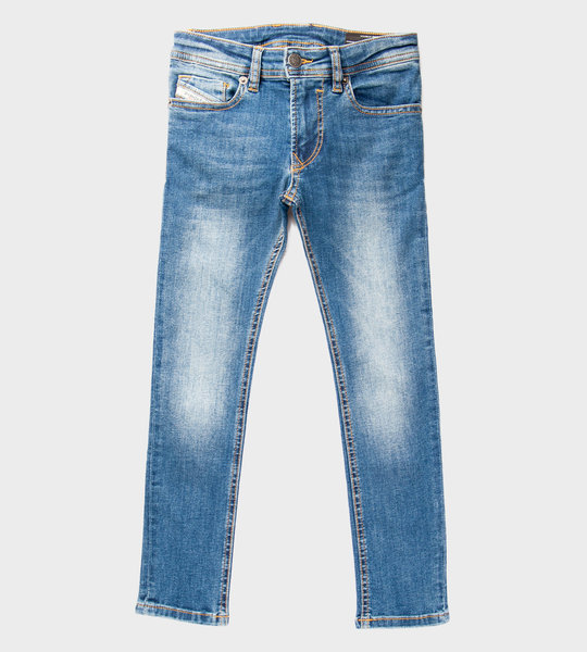 Sleenker Skinny Jeans Blue