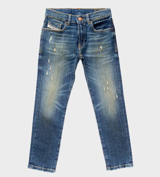 D-Strukt-J Slim Jeans Blue