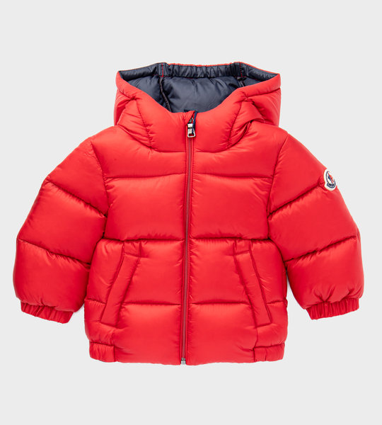 """Baby ''New Macaire"""" Jacket Red"""