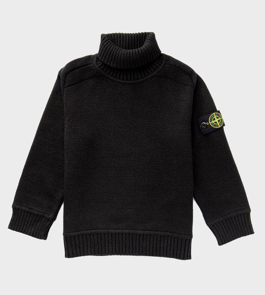 Knitwear Turtleneck Black