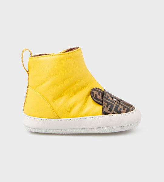 FF Bear Sneaker Yellow