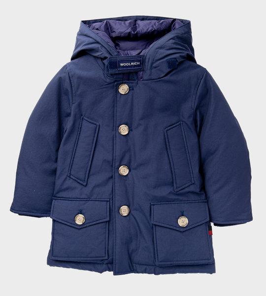 Arctic Parka Jacket Blue