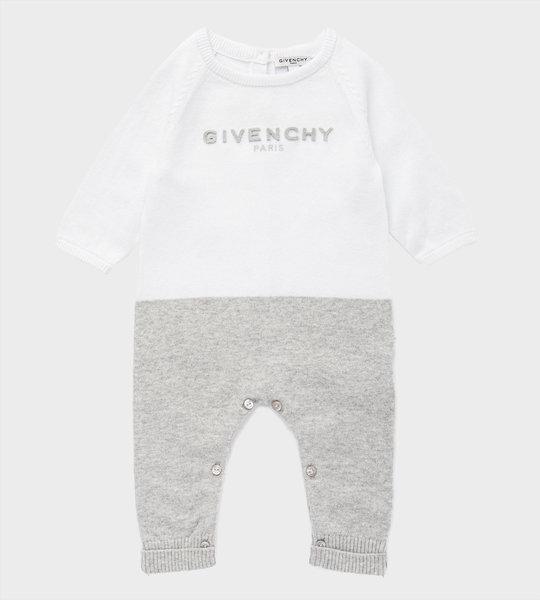 Baby Bodysuit White
