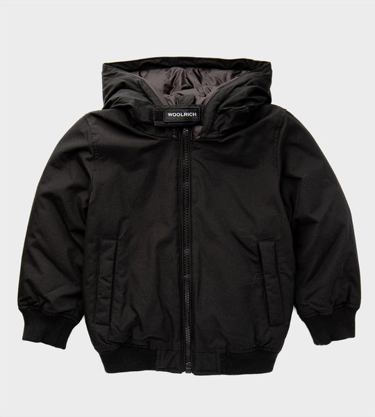 Logo Jacket Black