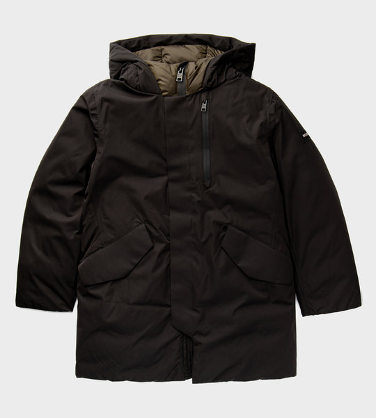 Polar Parka Jacket Black
