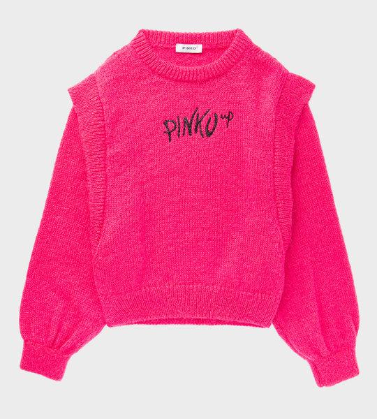 Logo Sweater Pink