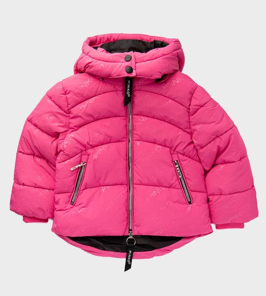 Logo Jacket Pink