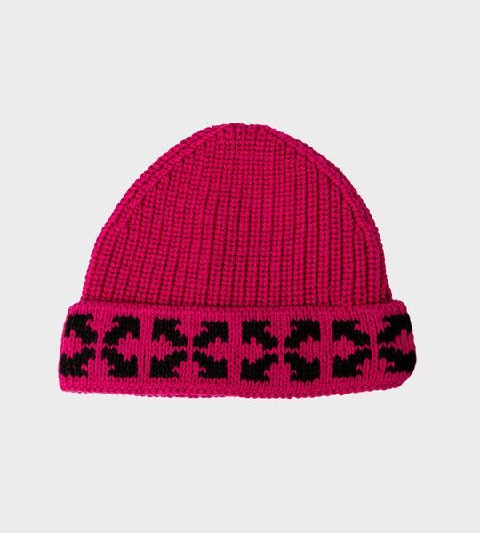 Logo Arrows Hat Pink