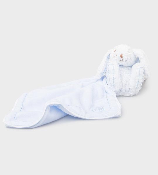 Rabbit Augustin Soft Toy Blue
