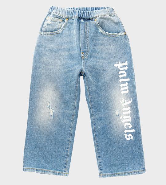 Logo Jeans Denim