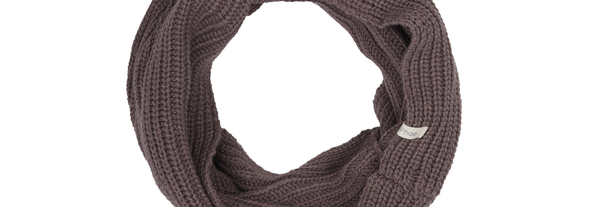 Cashmere-blend Infinity Scarf