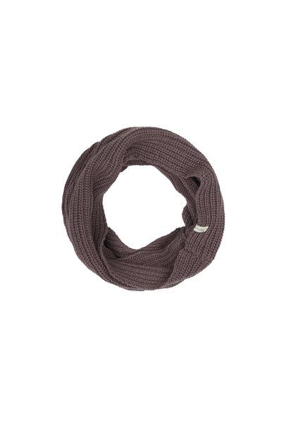 Cashmere - blend infinity scarf - Lavender