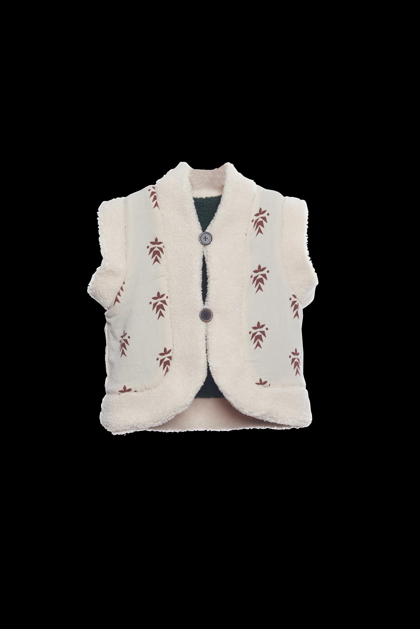 Reversible vest - Forest-2
