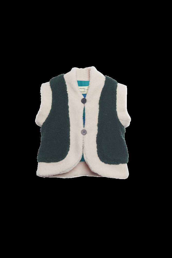 Reversible vest - Forest-1