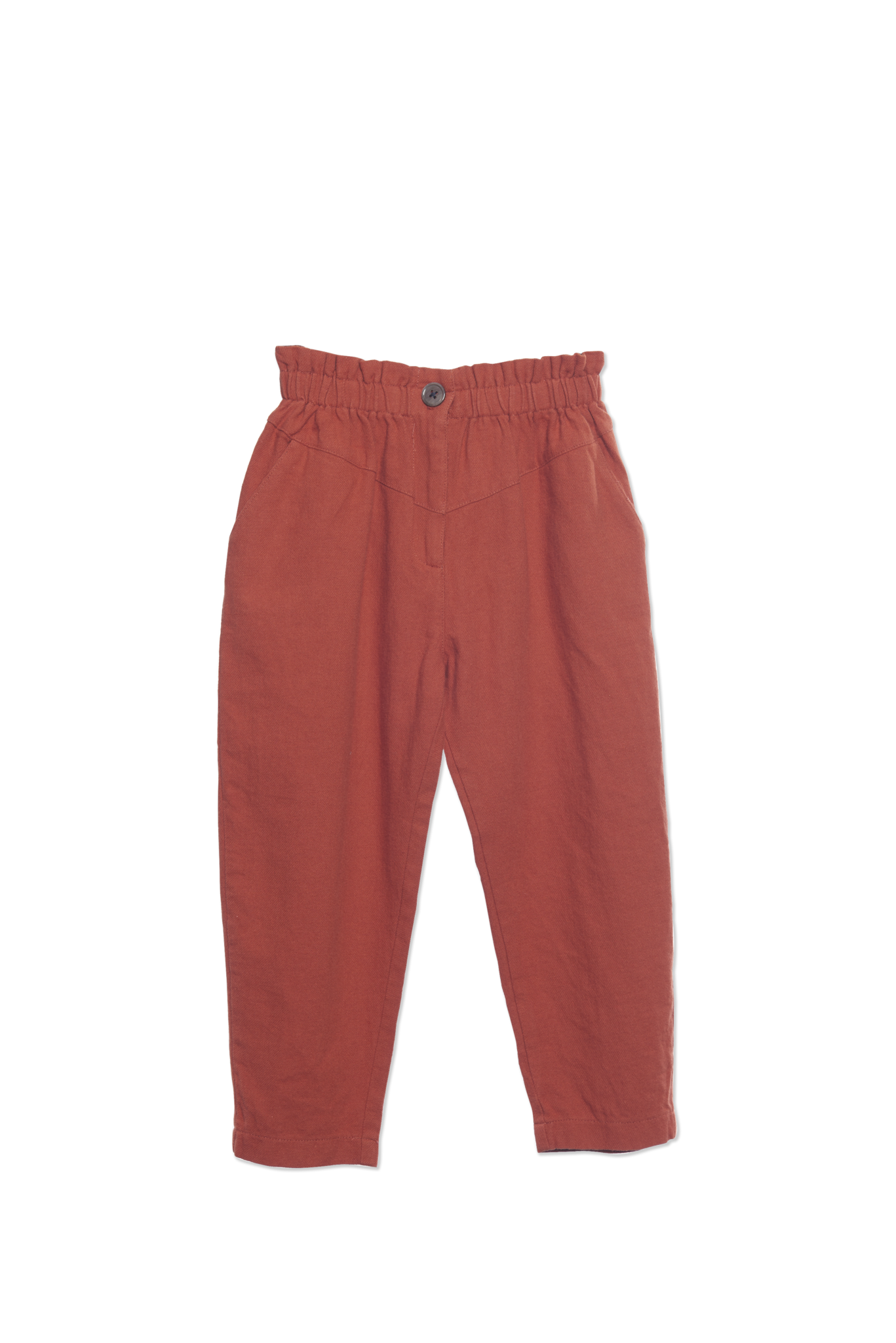 Baggy pants Cinnamon-1