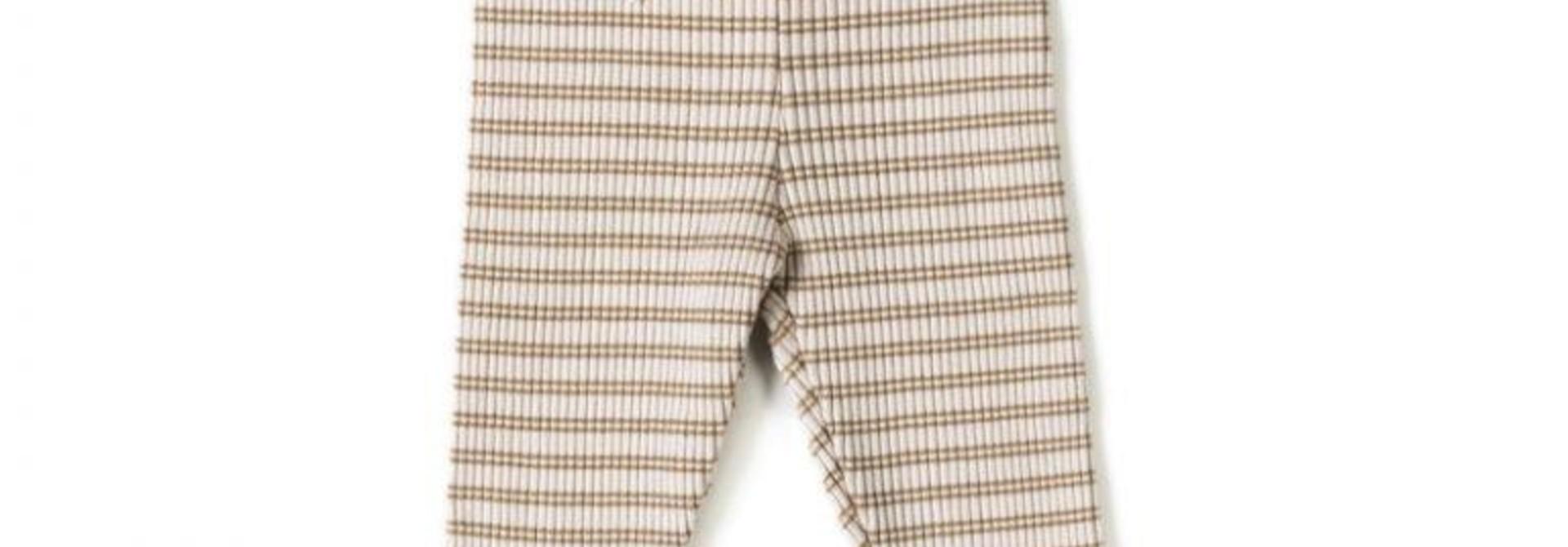 Rib legging - Stripe