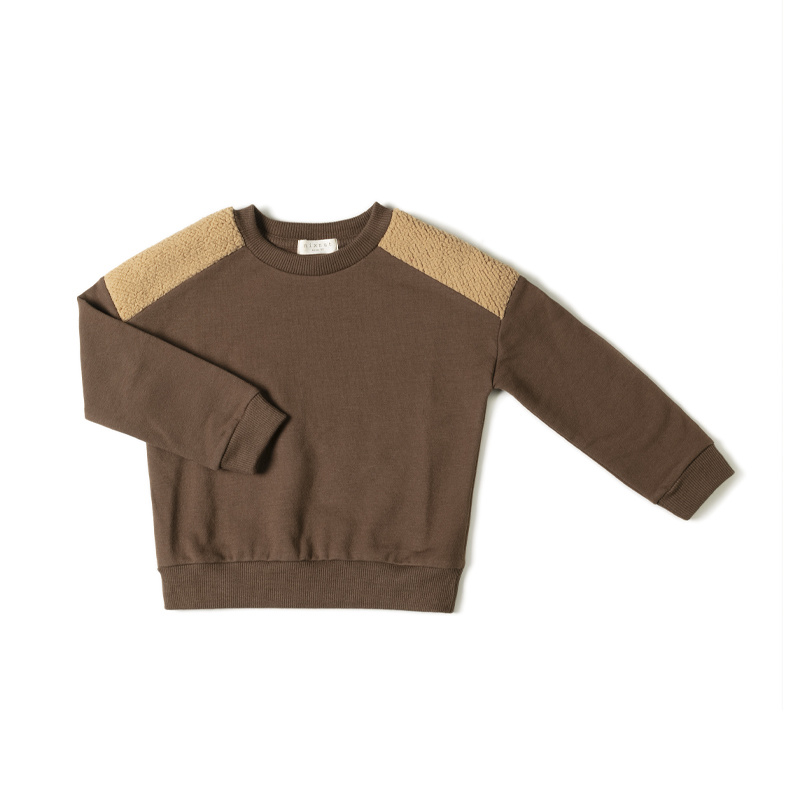 Par sweater - Choco-1