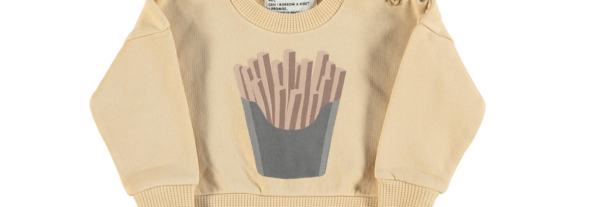 Sweatshirt Fries