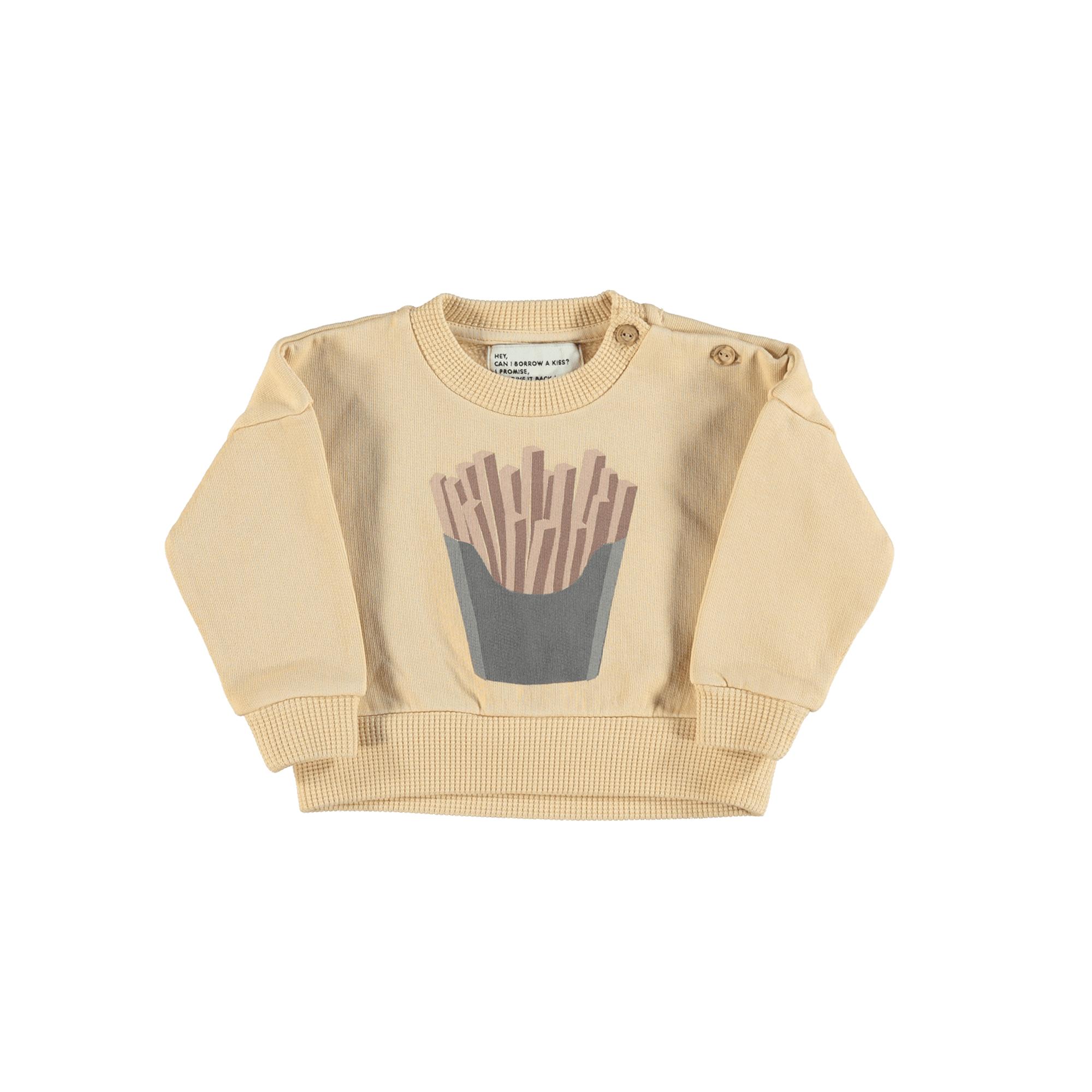 Sweatshirt Fries-1