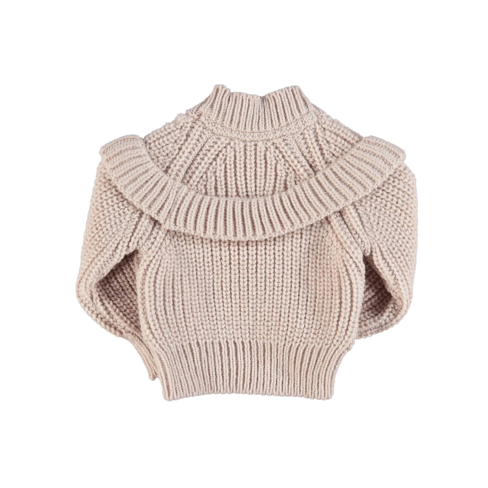 Sweater Frills pale pink-2