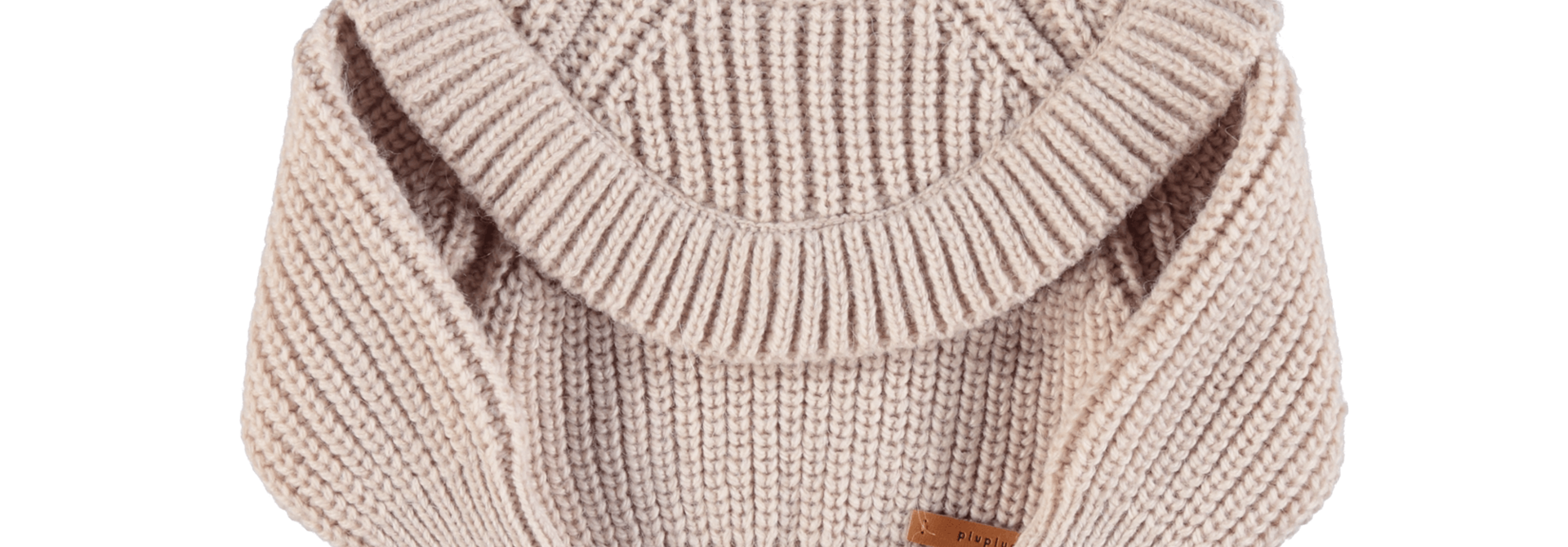 Sweater Frills pale pink