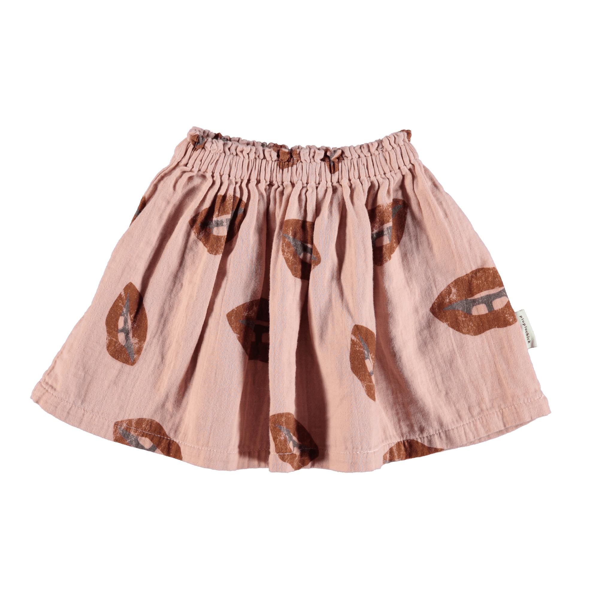 Short Skirt pink lips-1