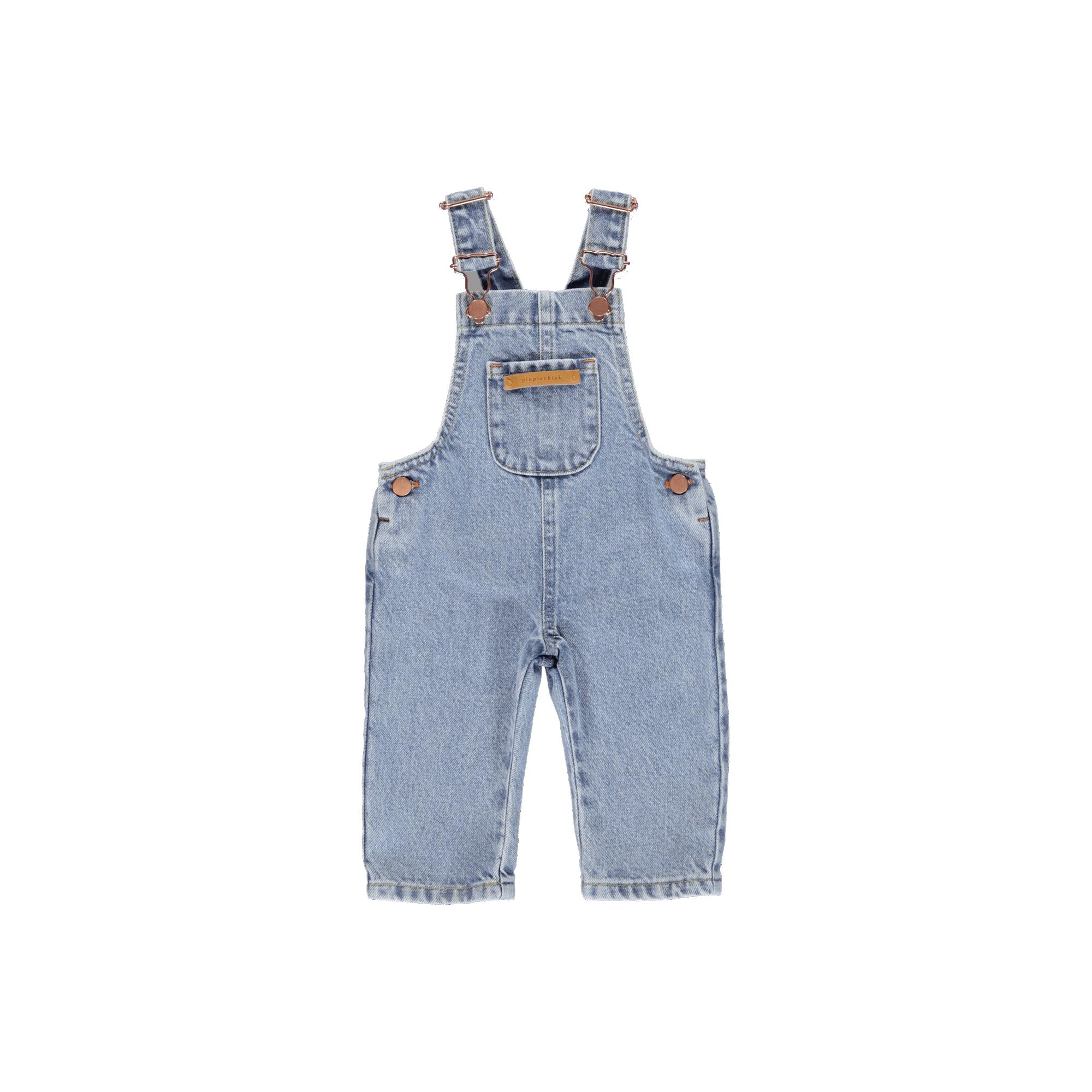 Dungarees denim jeans-1