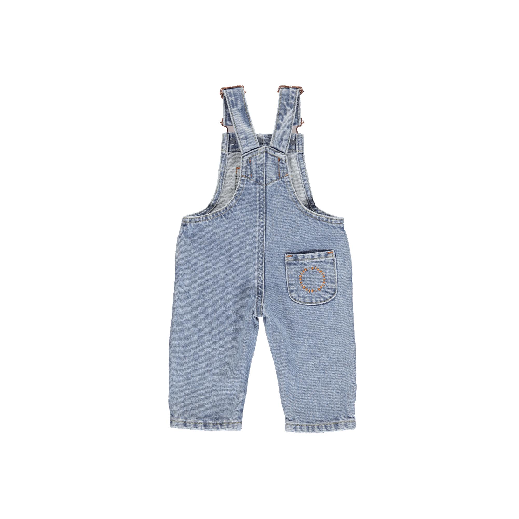 Dungarees denim jeans-2