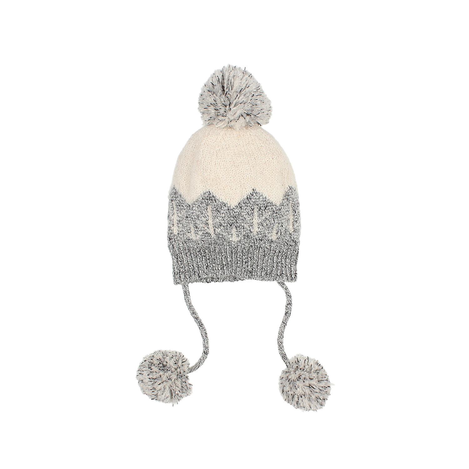 Forest baby knit hat-1