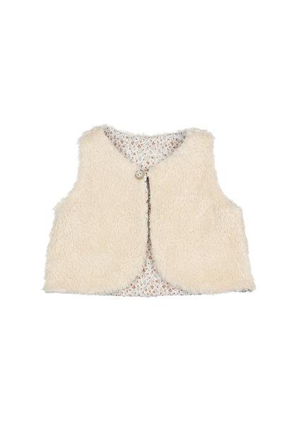 Beatrice reversible waistcoat